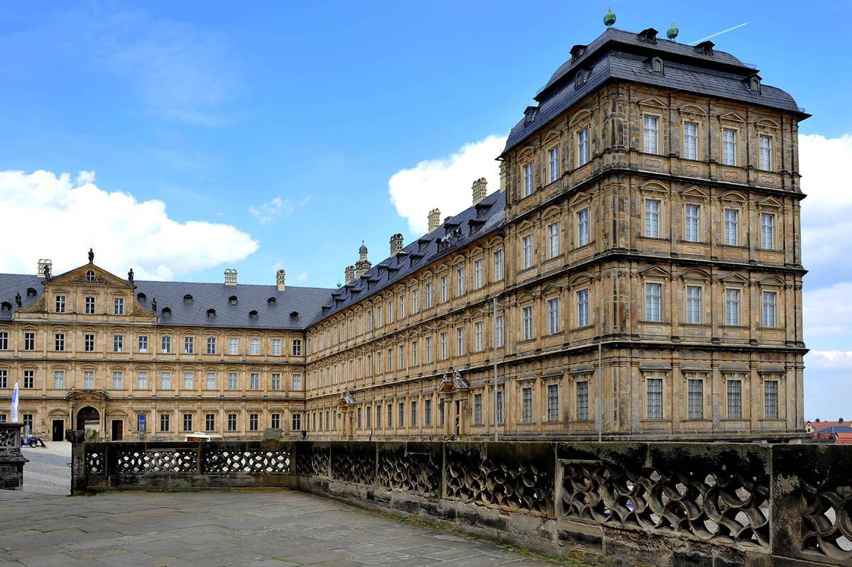 Direktorenwechsel in der Bamberger Staatsbibliothek
