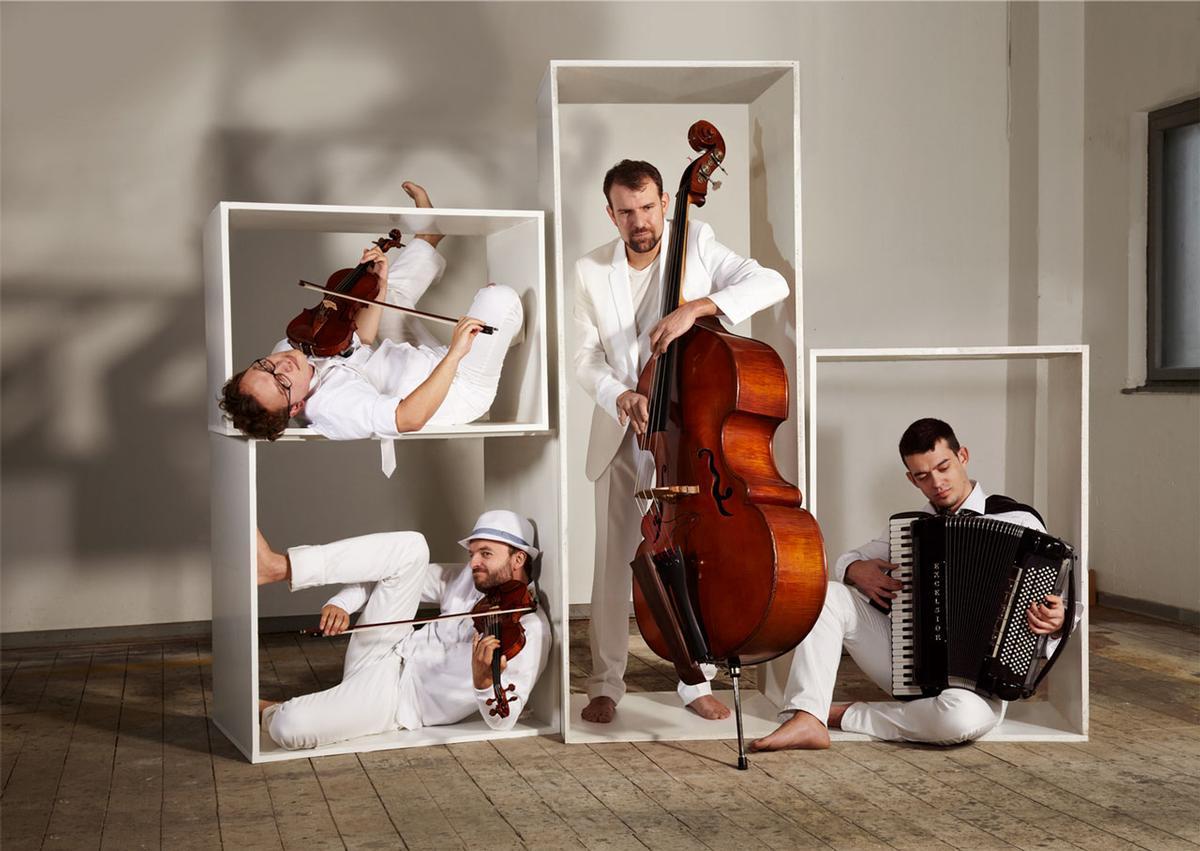 Jazz und Weltmusik, Mozart, Mahler und Co.