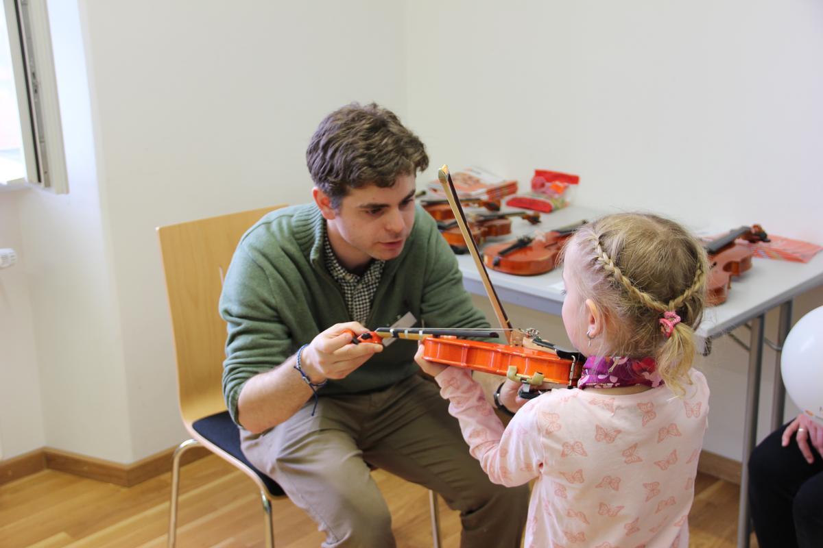 Infotag der Städtischen Musikschule Bamberg