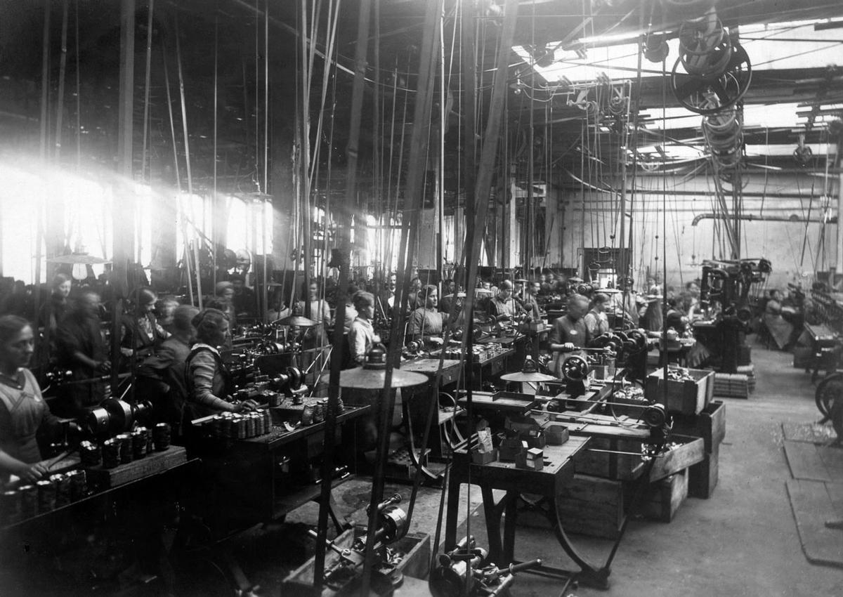 Der Sprung ins Dunkle - Nürnberg im Ersten Weltkrieg 1914 – 1918