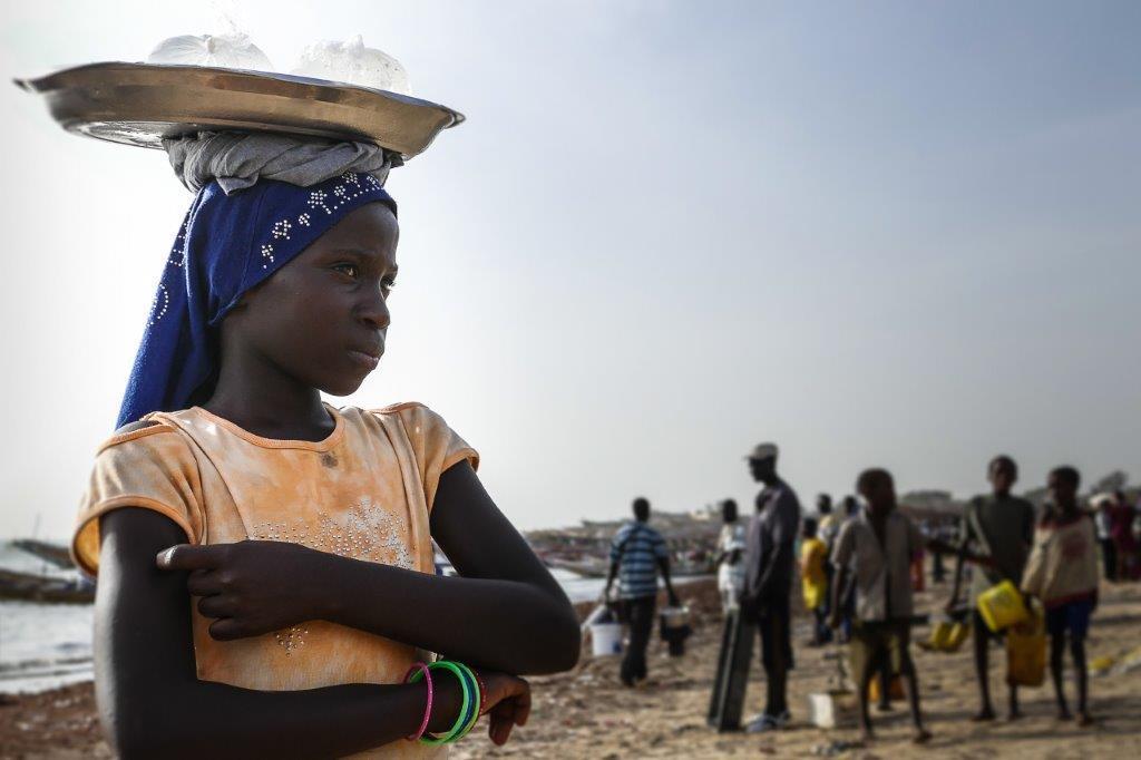 Farben des Senegal – ein fotografisches Kaleidoskop