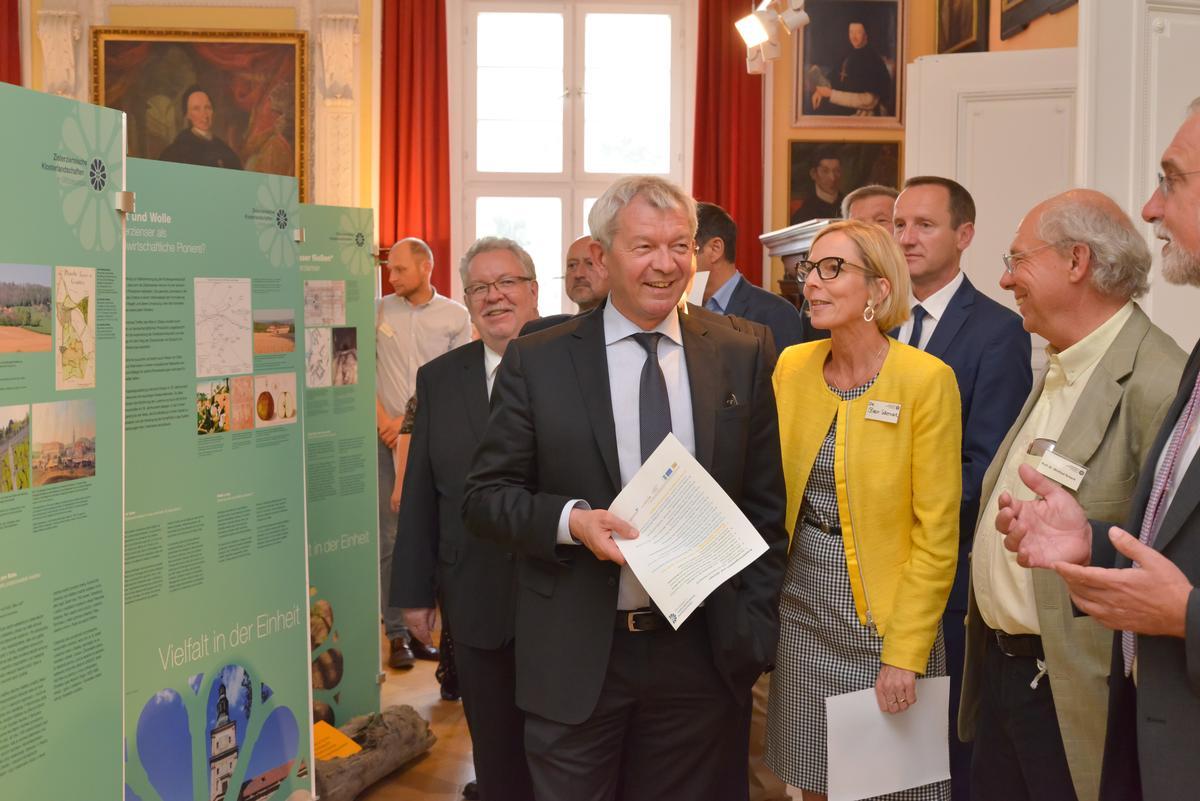Ausstellungen zum Europäischen Kulturerbejahr 2018