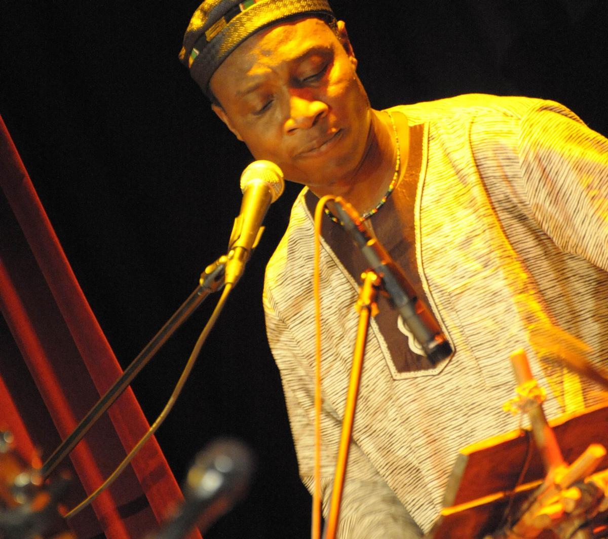 Afrikanische Weltmusik