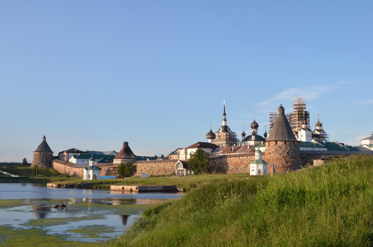 Im Gedächtnislabyrinth der Solovki-Inseln