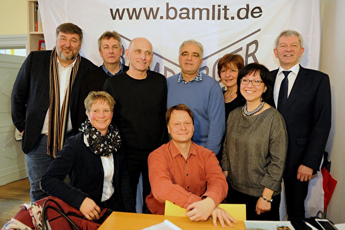 Bamberger Literaturfestival die II.