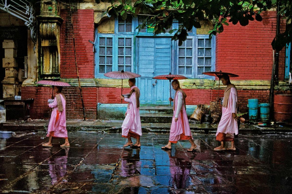 Die Welt im Fokus. Fotografien von Steve McCurry