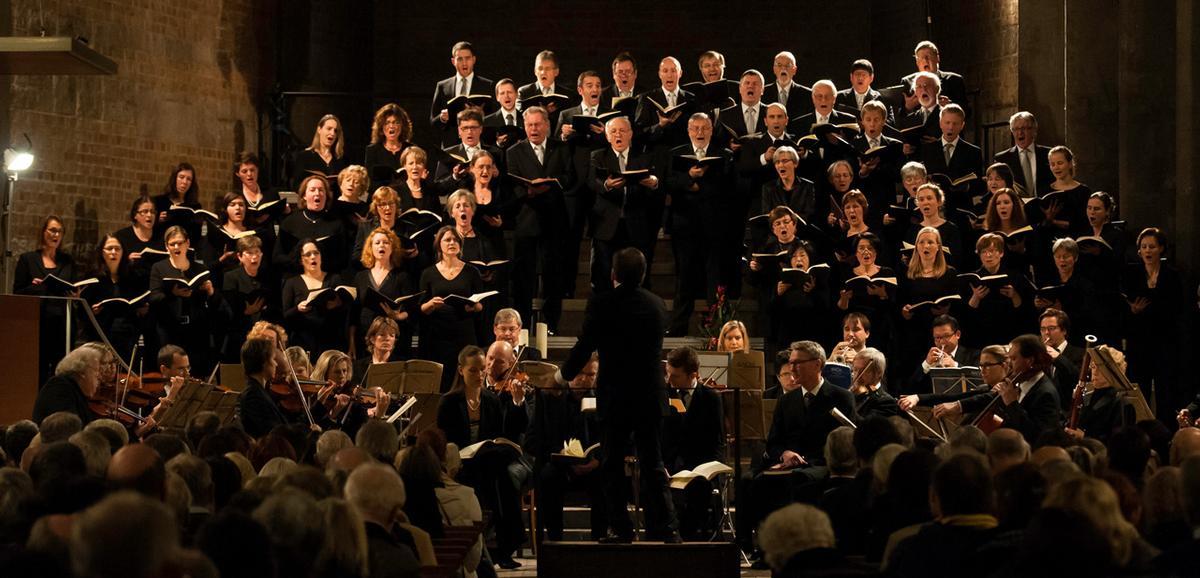 Im Zeichen von Bach und Luther