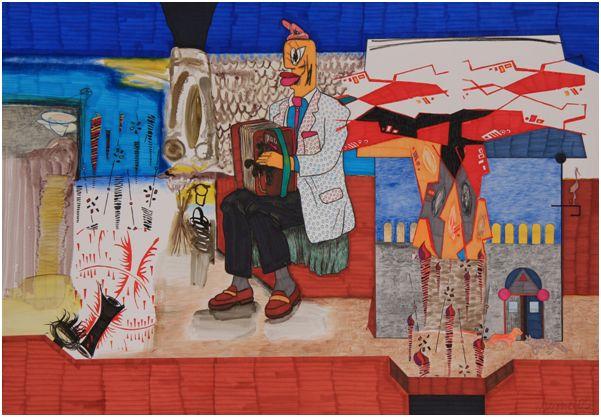 Art 5 iii der lieferant f r kunst und kultur for Minimal art eine kritische retrospektive