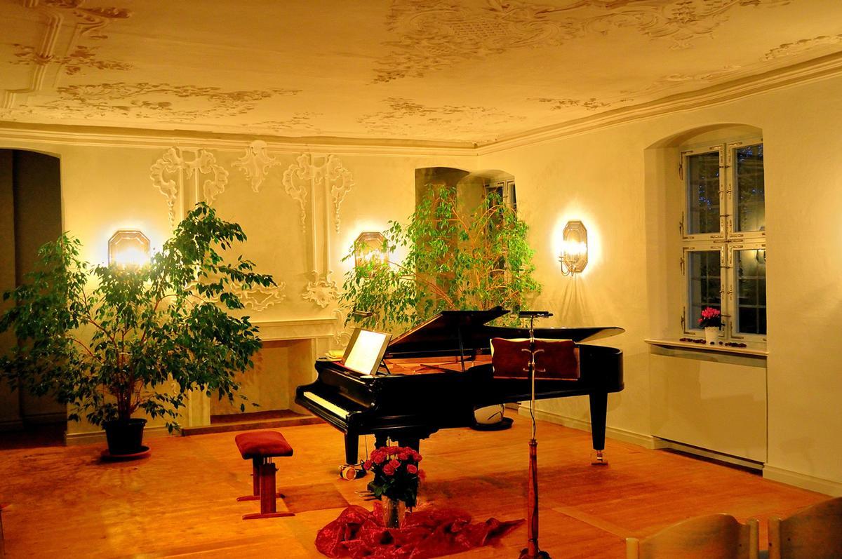 Konzertreihe im Bischberger Schloss