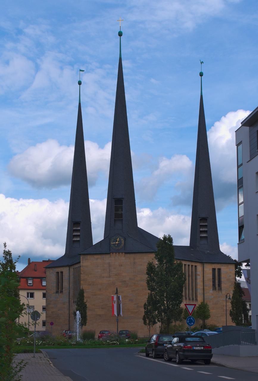 Urbanes Bauen in Franken – Im Fokus: Bayreuth