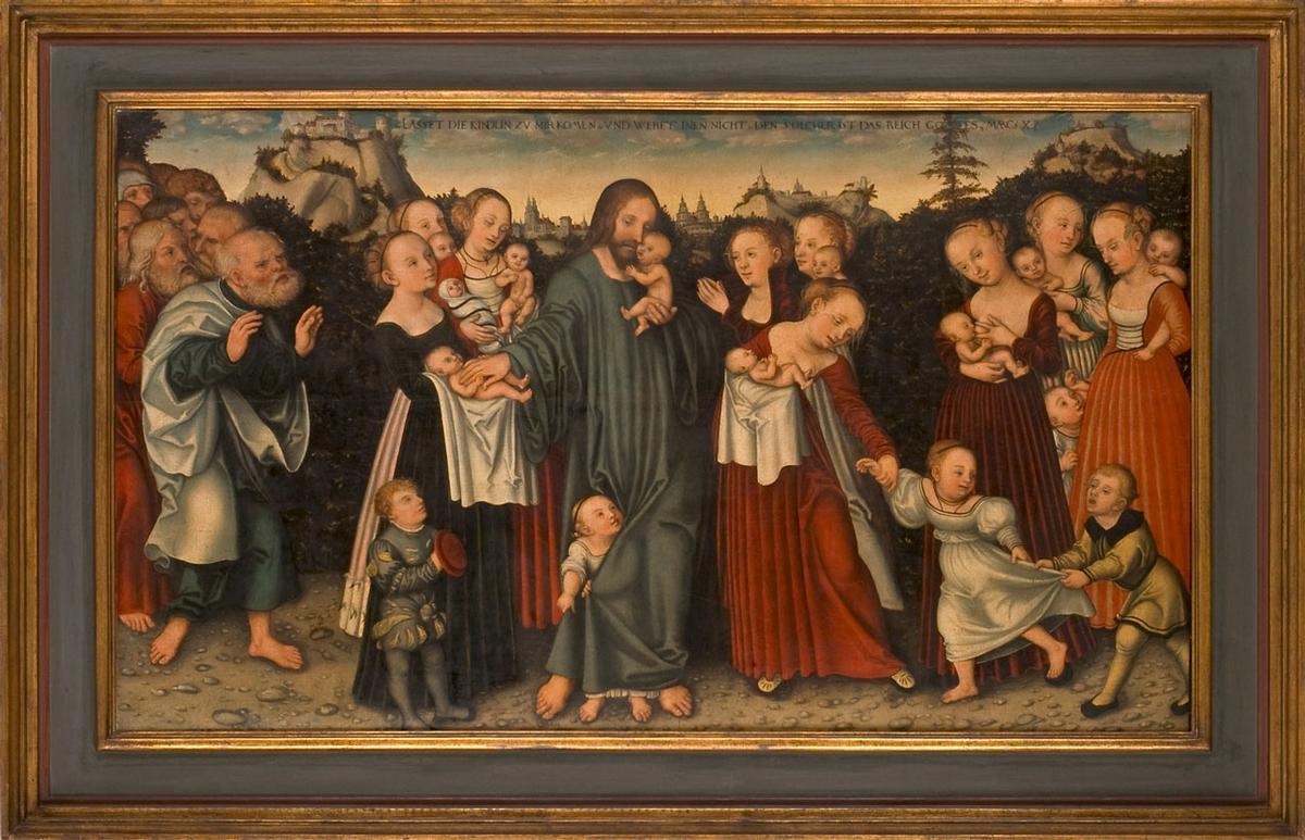 Tafelgemälde der Reformationszeit