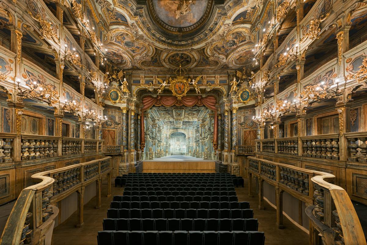 Vorhang auf im Markgräflichen Opernhaus Bayreuth!