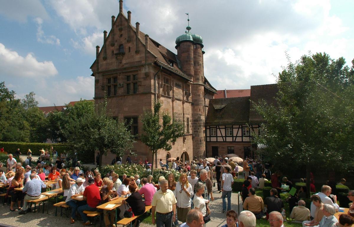 Grenzenloses Festival: Nürnberg trifft Prag