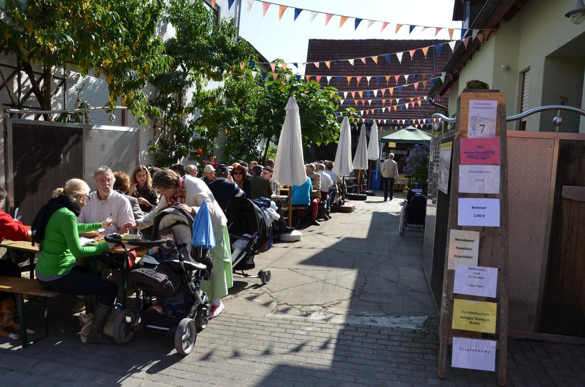 18. Kulturherbst in Untereisenheim