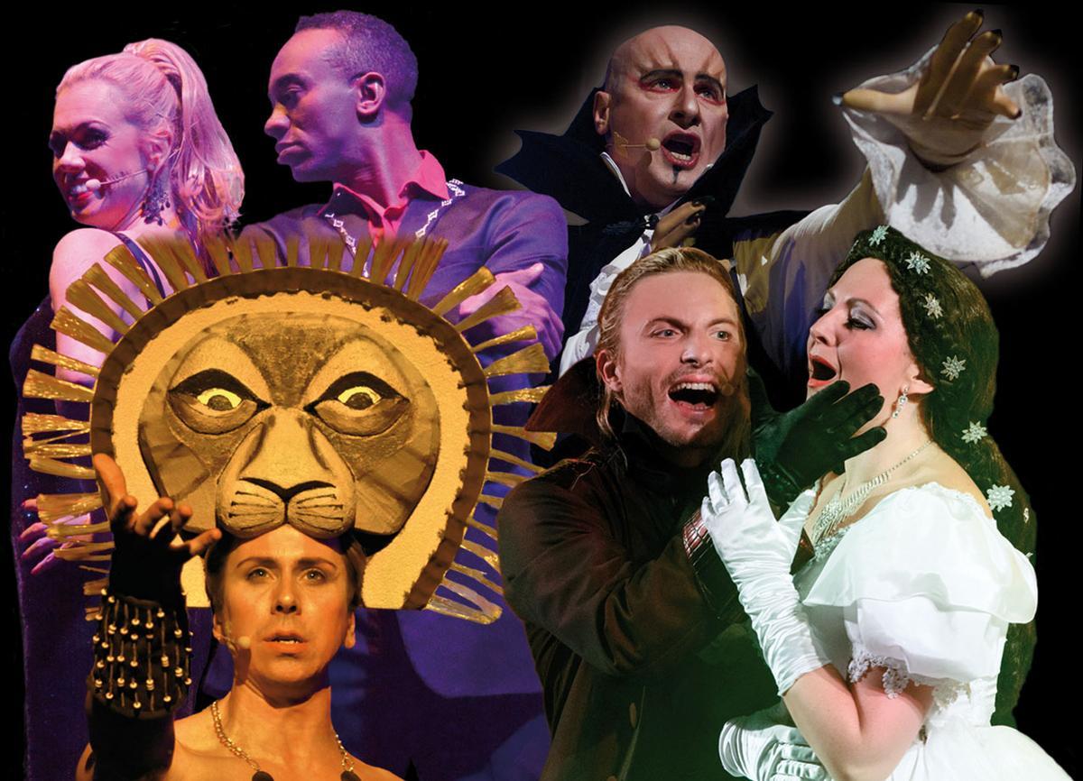Musical Galore -  ein Dutzend und ein Tanztheater auf einen Streich!