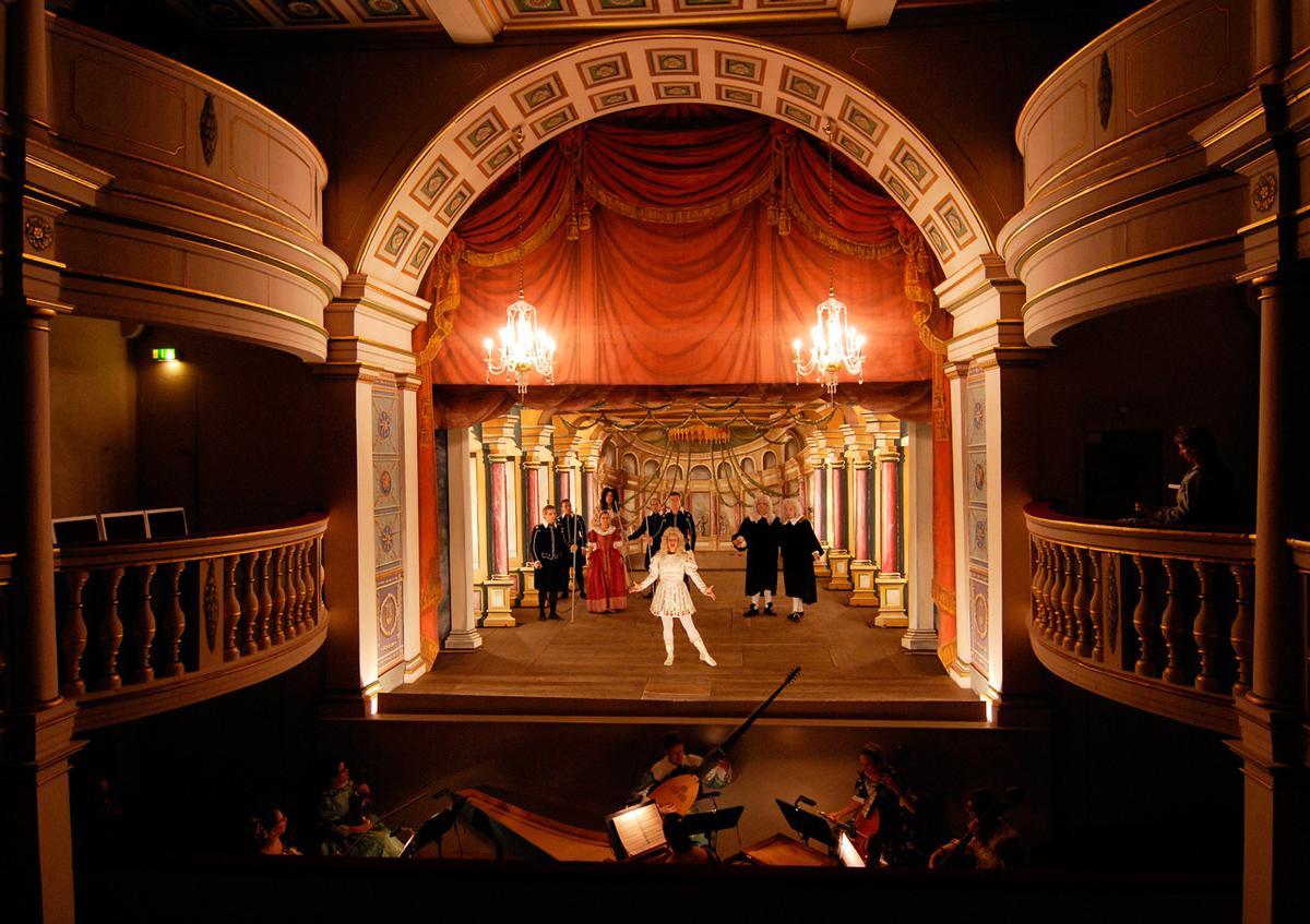 Das älteste Barock-Theater der Welt lädt zum Festival