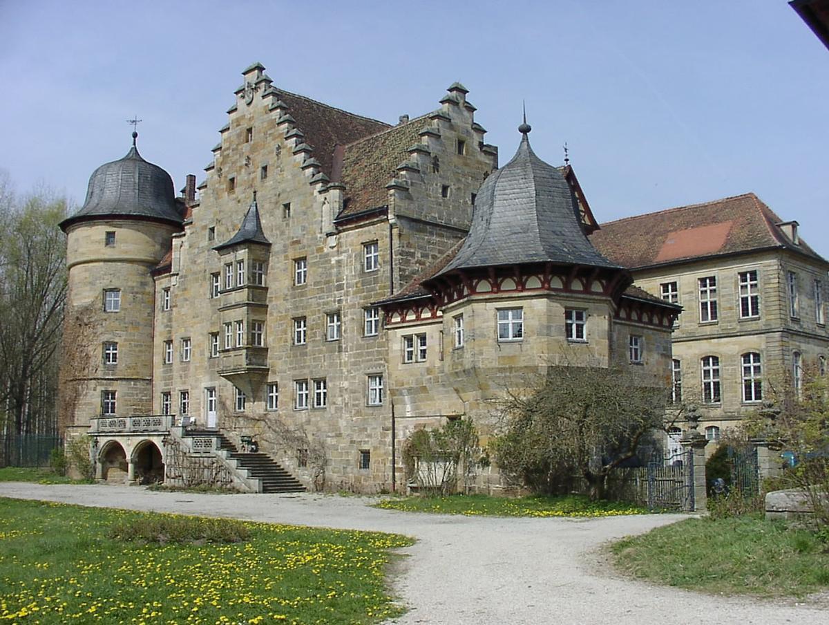 Musik in fränkischen Schlössern