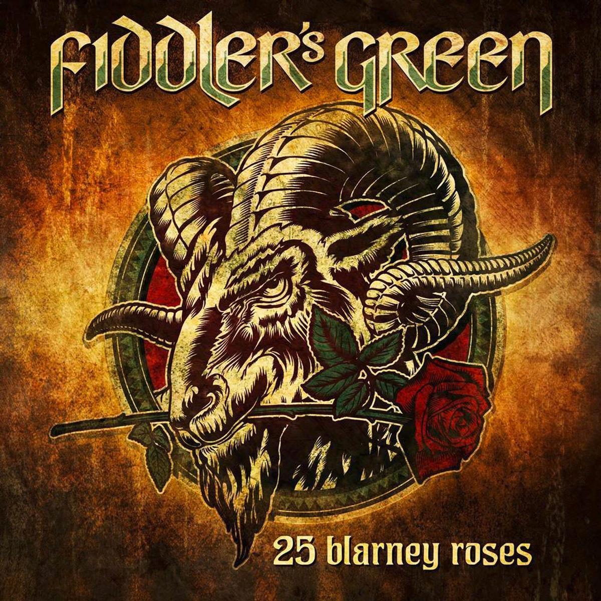 Fiddler`s Green - 25 Blarney Roses-Live in Cologne 2015