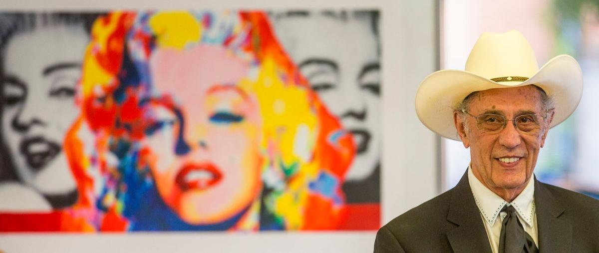 James F. Gill - MASTER OF POP ART – back to Coburg