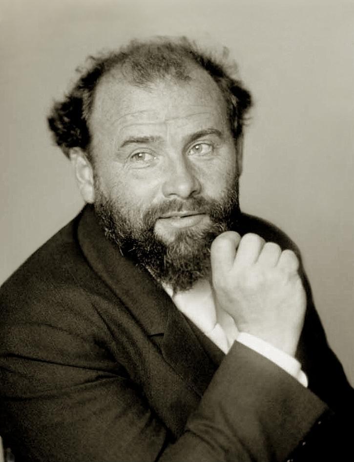 GUSTAV KLIMT - eine Ausstellung anlässlich des 100. Todestages des berühmten Künstlers