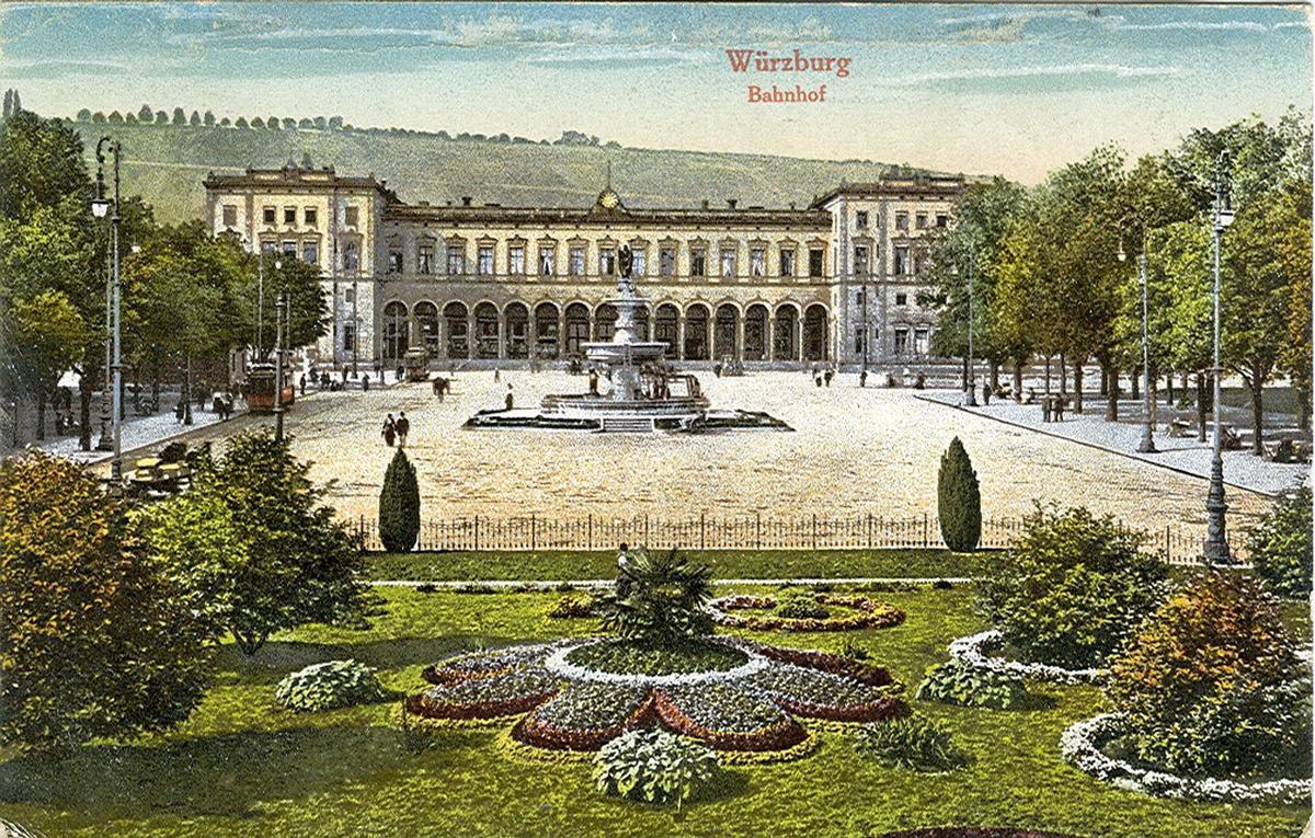 Urbanes Bauen in Franken – Im Fokus: Würzburg