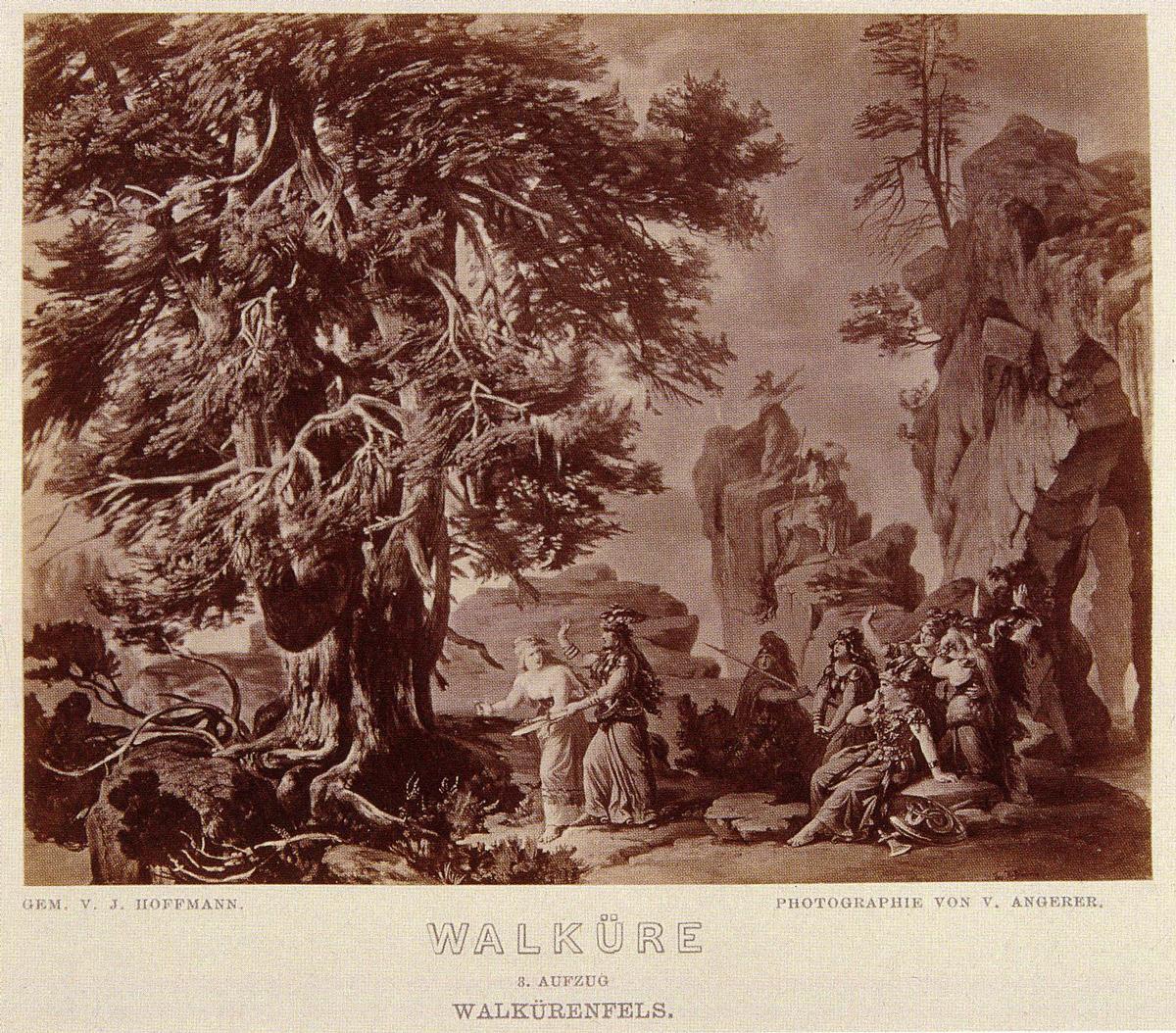 """Wagners """"Ring"""" und die unvermeidliche Kartenfrage"""