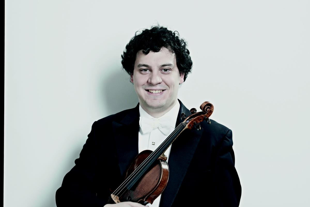 Umbesetzung: Neuer Konzertmeister der Wiener Philharmoniker als Solist beim Mozartfest Würzburg