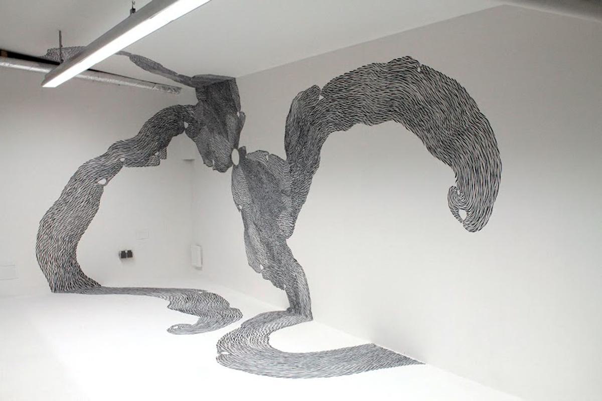 Biennale der Zeichnung 3