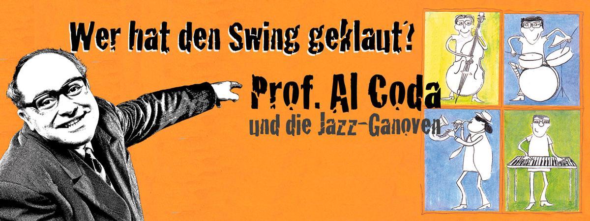 Prof. Al Coda & die Jazz-Ganoven