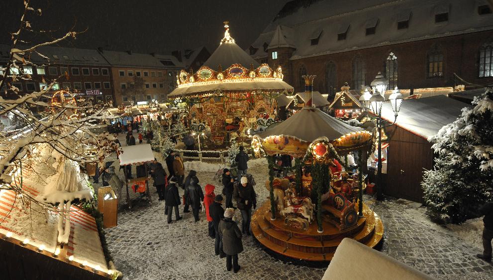 Die Nürnberger Kinderweihnacht