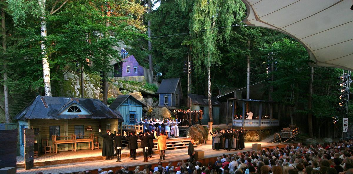 Luisenburg-Festspiele 2016