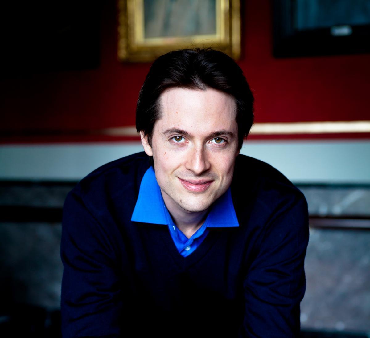 Leo McFall gewinnt den Deutschen Dirigentenpreis
