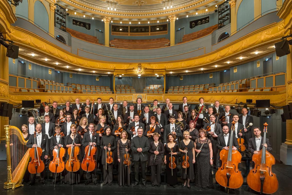 Jubiläumskonzert 325 Jahre Meininger Hofkapelle