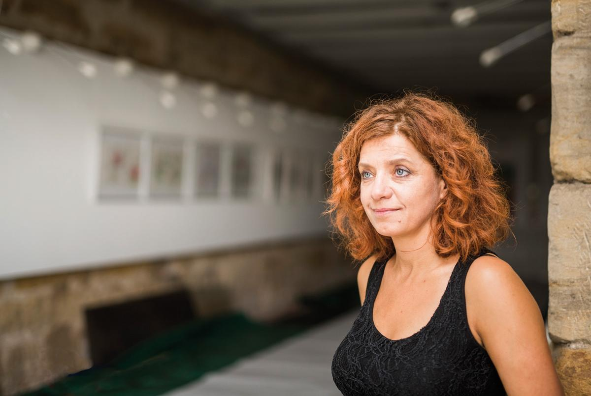 Beka Gigauri im Bamberger Kunstraum Kesselhaus und ARTUR 20