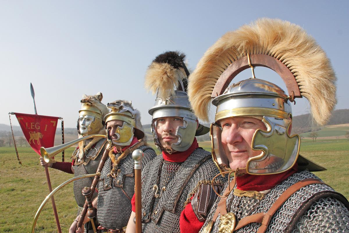Franken erobert Rom