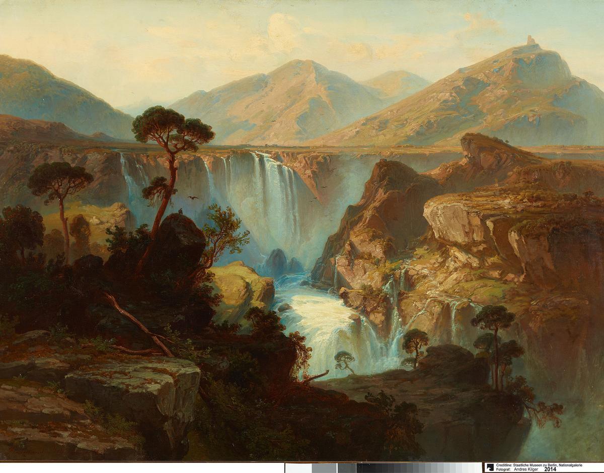 Ein Urwaldmaler aus dem Umkreis Humboldts