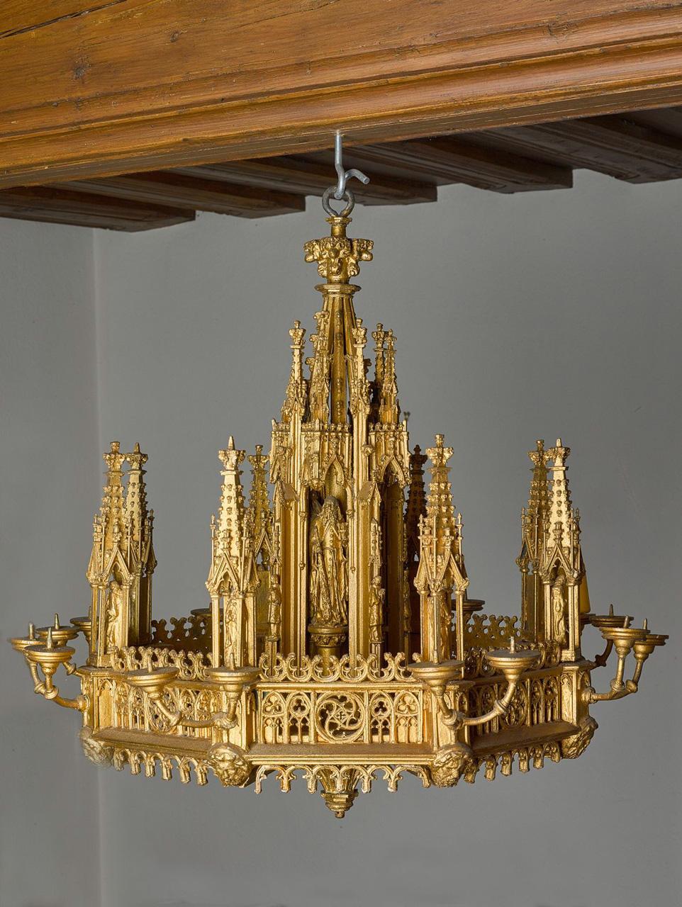 Für Thron, Altar, Salon