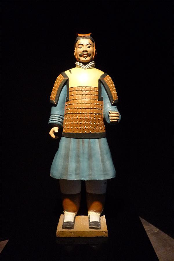 Qin Shi Huang Di und seine Terrakottakrieger