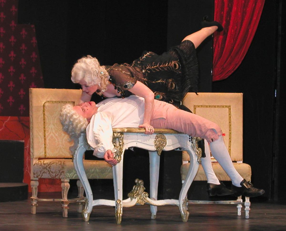 Operette, Hommage an Queen und Benefizkonzert
