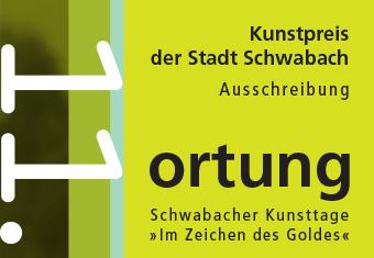 """Bewerbungsschluss für Schwabacher Kunstpreis im Rahmen von """"ortung 11."""""""