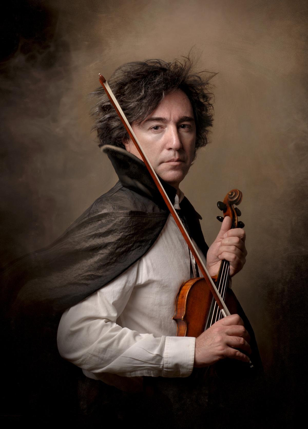 Die Paganini Nacht