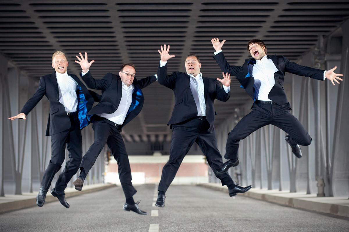 Fünf Jahre Bayreuther Sangeslust