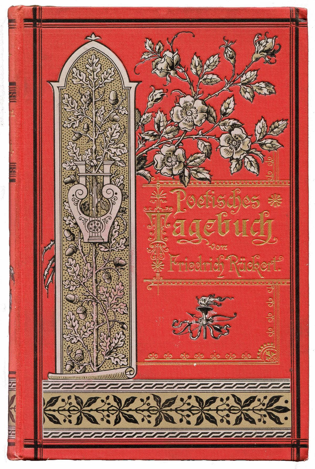 """""""Der Weltpoet: Friedrich Rückert (1788–1866) – Dichter, Orientalist, Zeitkritiker"""""""