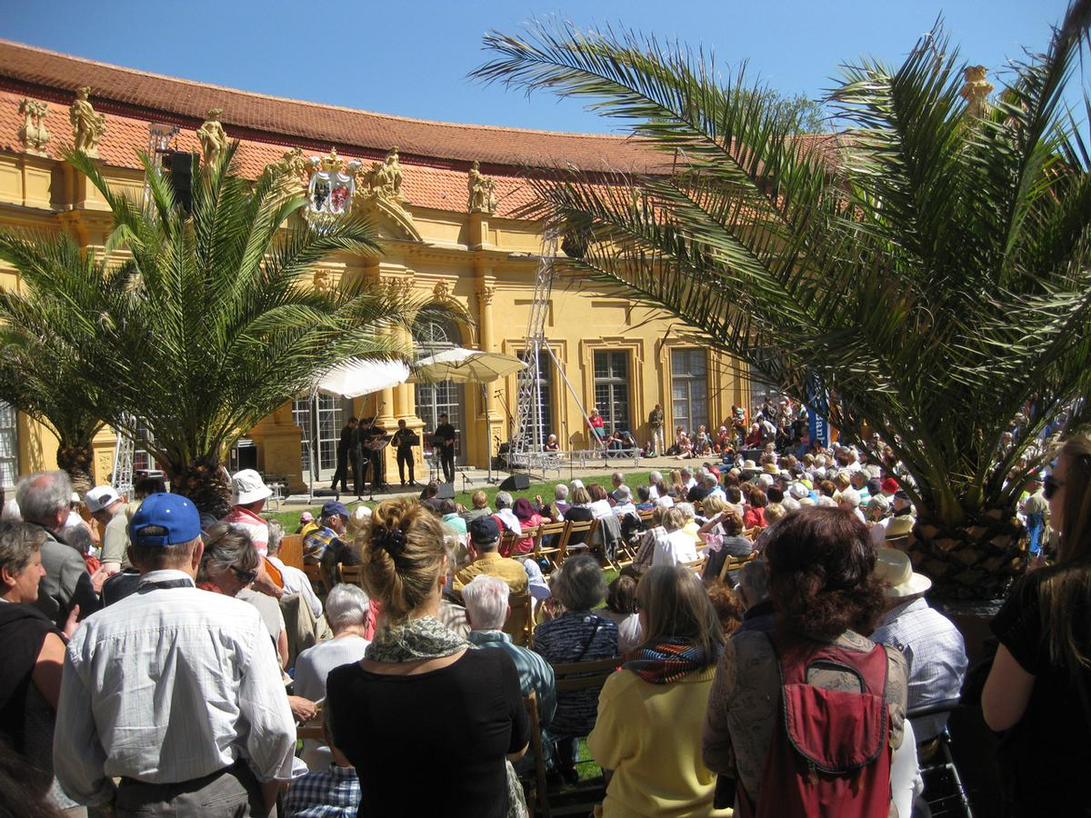 40. Erlanger Schlossgartenkonzerte 2017
