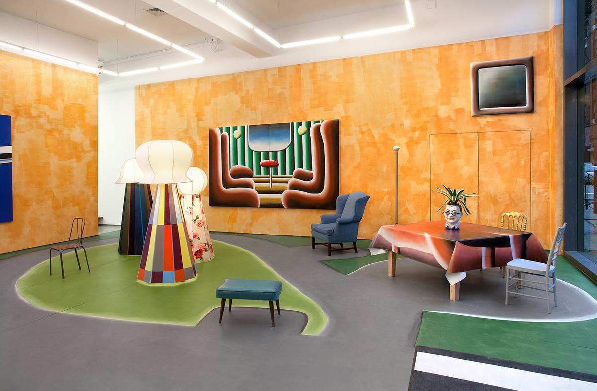 Über das Interieur in der Gegenwartskunst