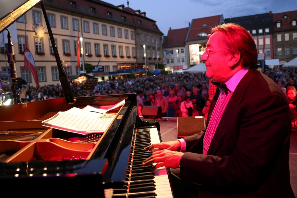 Bamberg ganz im Zeichen von Blues & Jazz