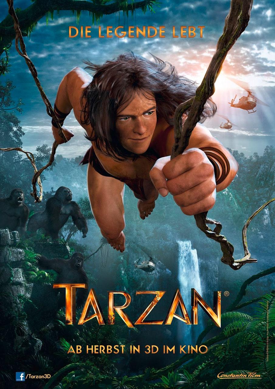 Was haben Tarzan, Rico, Oskar und die Tieferschatten gemeinsam?