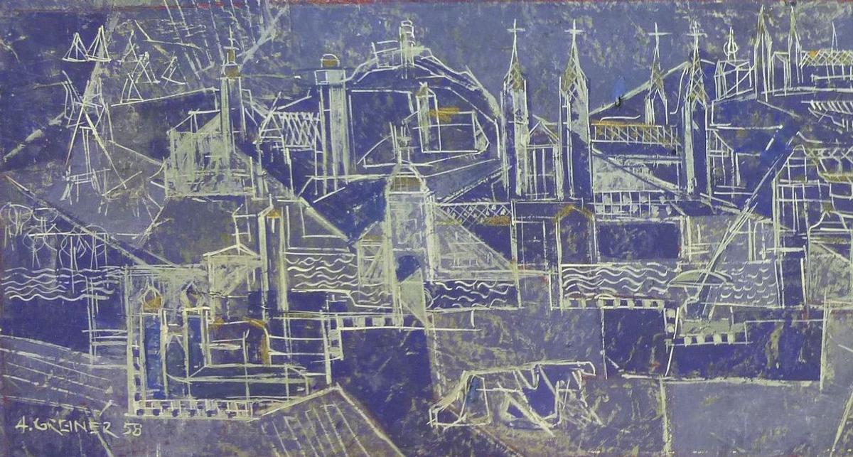 Bambergs Künstlerinnen und Künstler des 20. Jahrhunderts