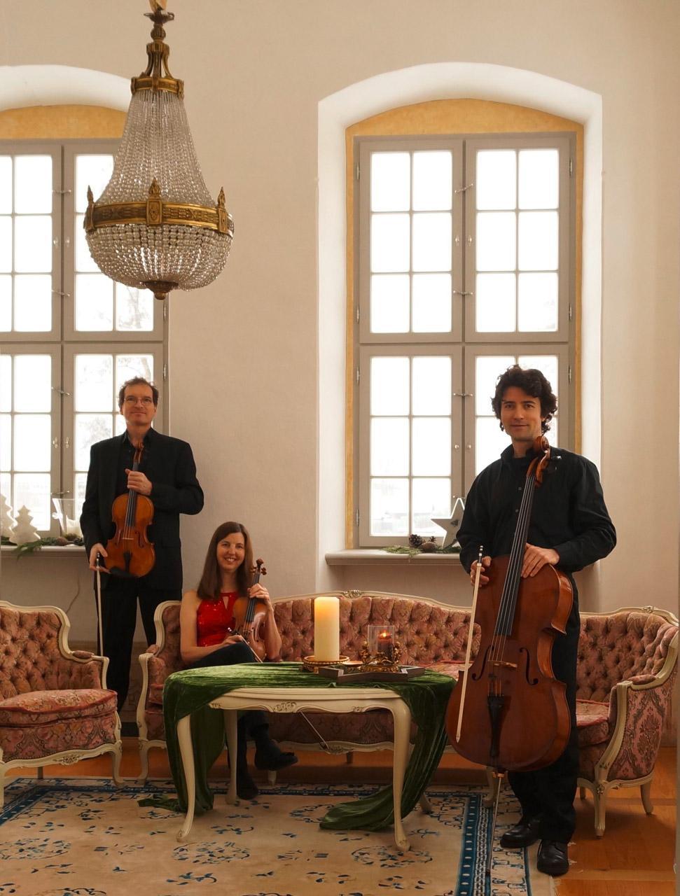 Kammermusik im Aufseßhöflein