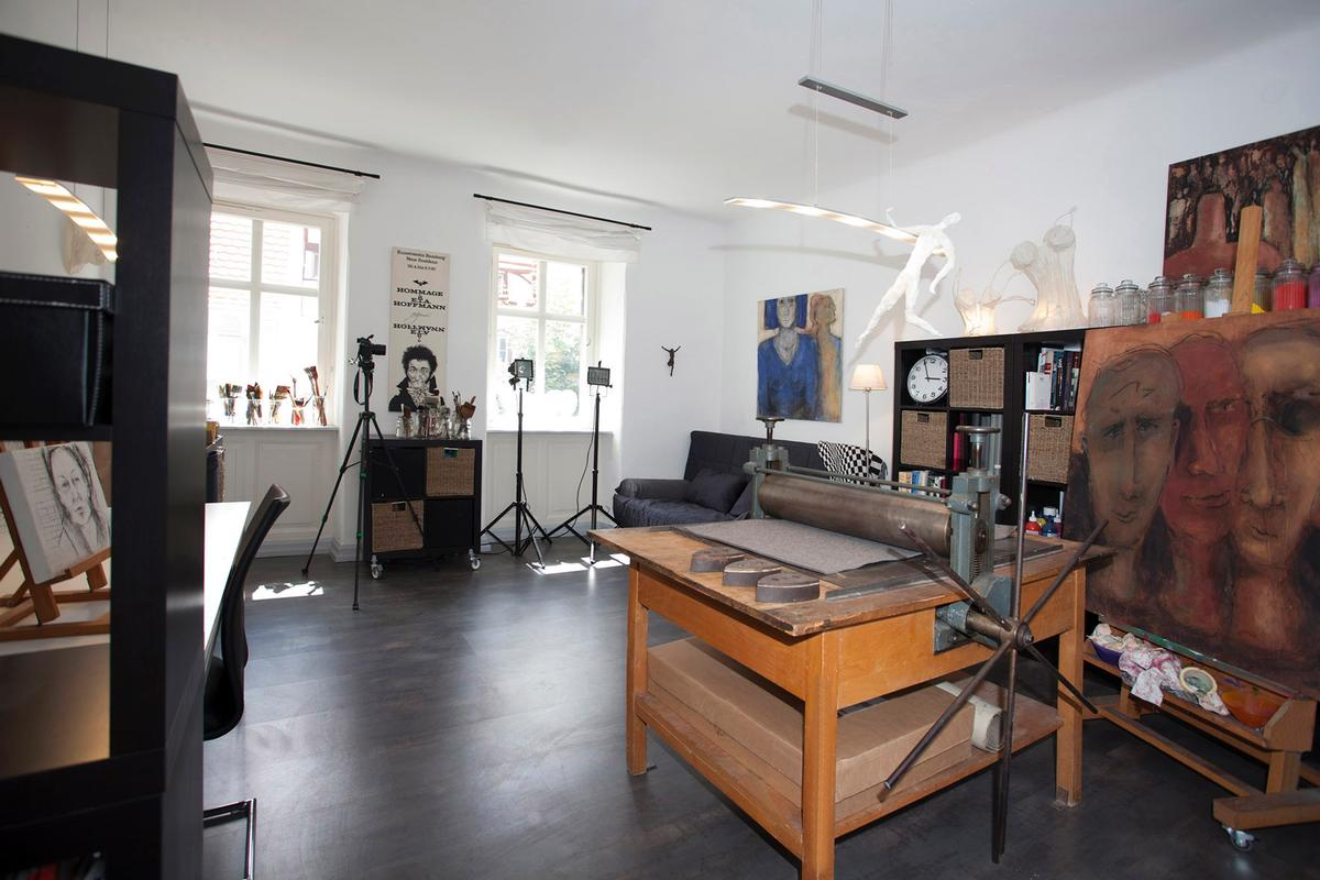 Offene Ateliertage in Oberfranken